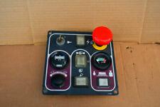 Minuteman 240x Mc240024qp Floor Scrubber Dashboard Assembly 24v 200295