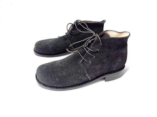 Leather Hobnails Civil War Brogan Shoes Men/'s 4 5 6 7 8 9 10 11 12 13 14 Custom