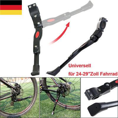 """Fahrrad Seitenständer Fahrradständer 24 26 28 29/""""Zoll Hinterbauständer Bike Neu"""