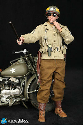 DID Action Figures - 1//6 Scale Metal Flashlight 2nd Division MP Bryan