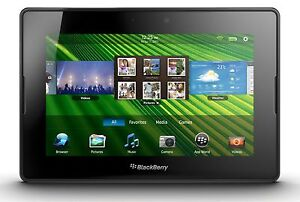 sealed new blackberry playbook 16gb 7 inch lcd tablet wi fi tab rh ebay com BlackBerry PlayBook Review BlackBerry PlayBook Keyboard Case