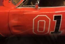 ERTL DUKES OF HAZARD 1969 CHARGER GENERAL LEE 1:18 RACING EDITION RACE DAY