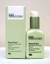 Origins Dr Weil Mega-Bright Dark Spot Correcting Serum 30ml - New , Boxed