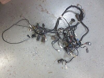 2002 Kawasaki Prairie 650 4x4 ATV Main Wire Wiring Harness ...