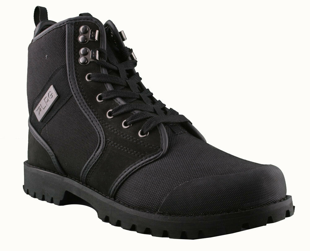 Men's/Women's LRG Sycamore Black Boots Reliable quality Modern design Different styles and styles