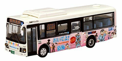 Tommy Tech Jiokore nationwide bus collection 80 JH016 Keisei Town bus Come on K