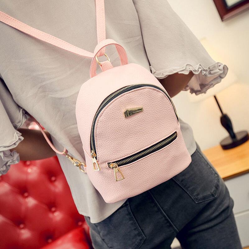 8ac8a5604ec26 1Pc Mini Backpack Purse Small Backpack Shoulder Rucksack Bag for ...