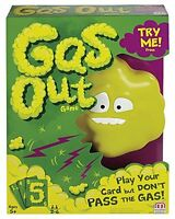 Gas Out Game...mattel Kids Fun Toys For Play