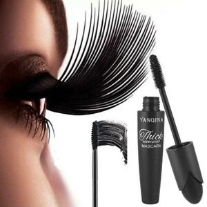 Alive-Black-3D-Silk-Fiber-False-Lash-Mascara-Waterproof-Eyelash-Extension-Volume
