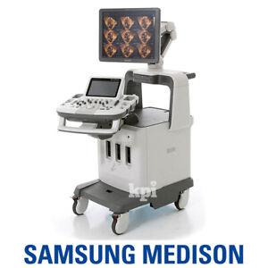 4D-Medison-Accuvix-XG-Ultrasound-Samsung-System-Machine-with-4D-3D-Convex