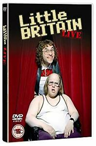 Little-Britain-Live-DVD-Used-Very-Good-DVD