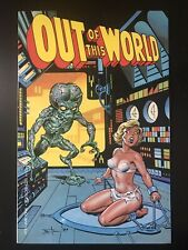 Out of This World #1 Bruce Timm 1989 first printing original Eternity Comic Book