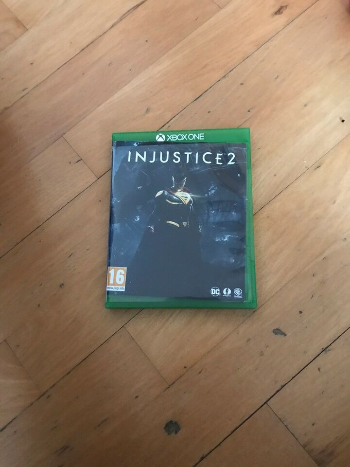 Injustice 2, Xbox One