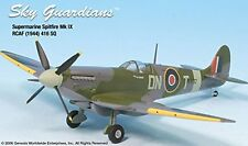 Spitfire Mk IV RCAF (1944) 416 SQ Airplane Miniature Model Metal Die-Cast 1:72