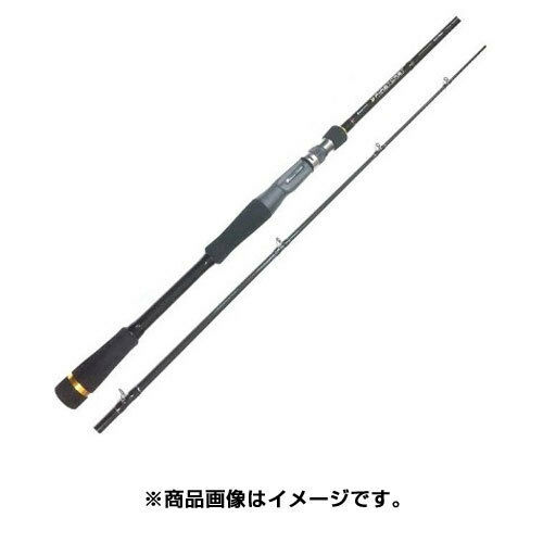Major Craft FIRSTCAST BASS FCC-702H Baitcasting Rod for Bass