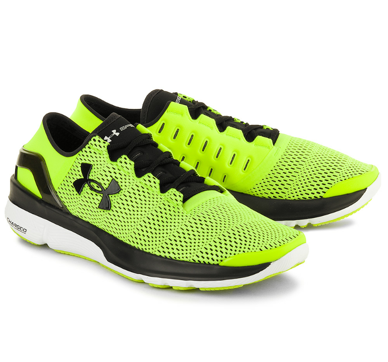 Under Armour Speedform Turbulence UK taille 7.5 * 1289789-363 *