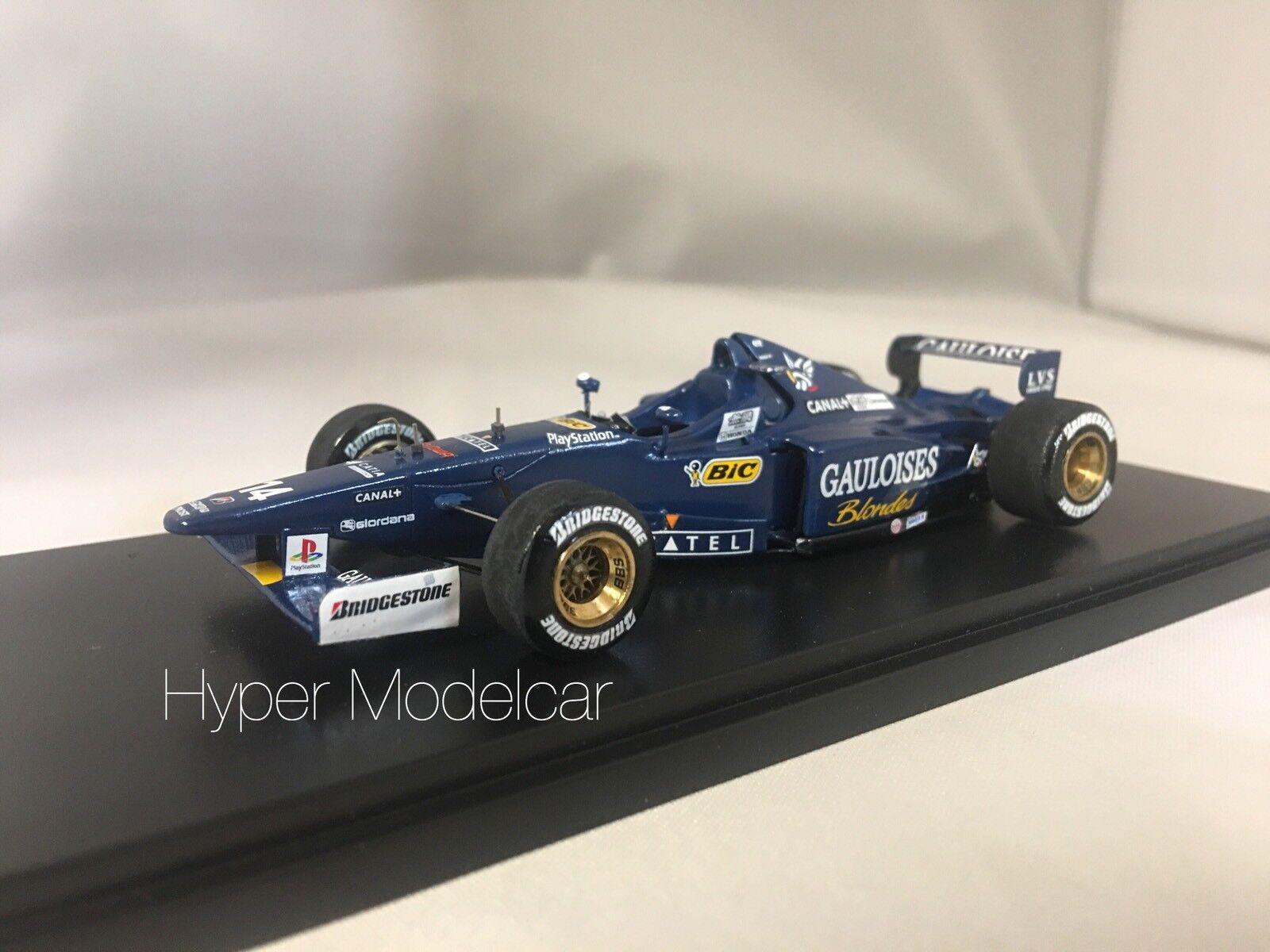 TAMEO KIT 1 43 F1 Prost JS45 Mugen J. Trulli Stagione 1997