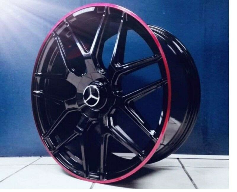 5/130 G wagons 22 inches mags wheels for sale brand new
