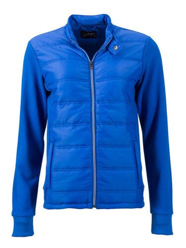 Damen Sweatjacke Steppjacke Sweatshirt Winter Hoody