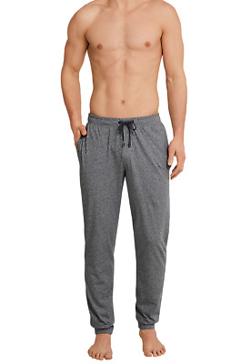 48-66 s-7xl Lounge Pantaloni Pantaloni del sonno Schiesser Uomo Mix /& Relax Pantaloni Lang TG
