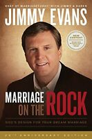 Marriage On The Rock: God`s Design For Your Dream Marriage By Jimmy Evans, (pape on sale