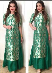 Ebay indian long dress