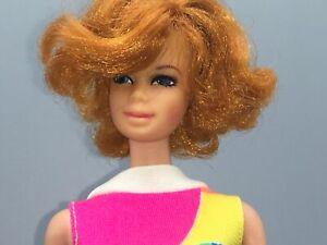 Vintage 1976 Mattel Barbie Doll Purple/blonde Hair Twist And Turn   eBay