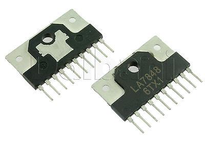 LA7848 Original New Sanyo Integrated Circuit X 2