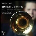 Trumpet Concertos: Jolivet, Delerue, Beffa, Robin, Matalon (2015)
