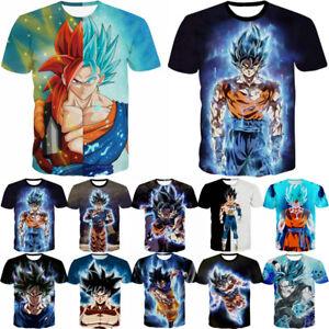 Dragon-Ball-Z-Vegeta-Goku-Super-Saiyan-3D-Print-T-Shirt-Women-Men-Casual-Tee-Top