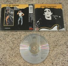Lou Reed - Transformer - Original UK Issue CD