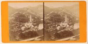 Foto-Viron-Panorama-Da-Pesanti-Stereo-PL56L2n-Vintage-Albumina