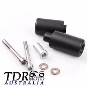 Crash-Frame-Slider-Protection-PAD-for-Suzuki-GSX-R-GSXR1000-1000-2007-2008-Black