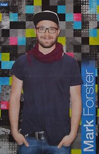 MARK-FORSTER-A3-Poster-ca-42-x-28-cm-Clippings-Fan-Sammlung-NEU