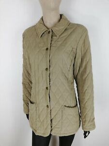 BARBOUR-Cappotto-Giubbotto-Giubbino-Jacket-Coat-Giacca-Tg-It-46-Uk-14-Donna-C1