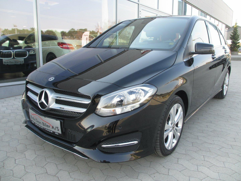 Mercedes B180 d 1,5 Urban 5d - 259.900 kr.