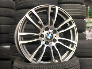 Free Shipping Genuine Used 19 Inch Bmw F30 Style 403m
