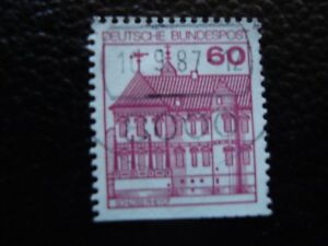 Germany-Rfa-Stamp-Yvert-and-Tellier-N-878b-Obl-A3-Stamp-Germany-R