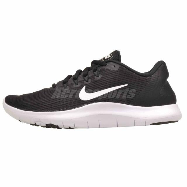 Nike Black Wmns 018 Running AA7408 Womens Shoes Flex White RN kZPN80OnwX