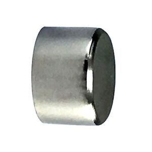 """10pcs - Stainless Steel T316 Cable Railing RH 1/4""""-20 Thread Flat Dome Cap Nut"""