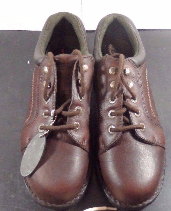 Wolverine Work Shoes Steel Toe Oxford Women's Briar 5M W04401