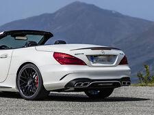 Mercedes AMG R231 SL Boot Trunk Lid Spoiler SL300 SL350 SL500 SL550 SL600 SL63