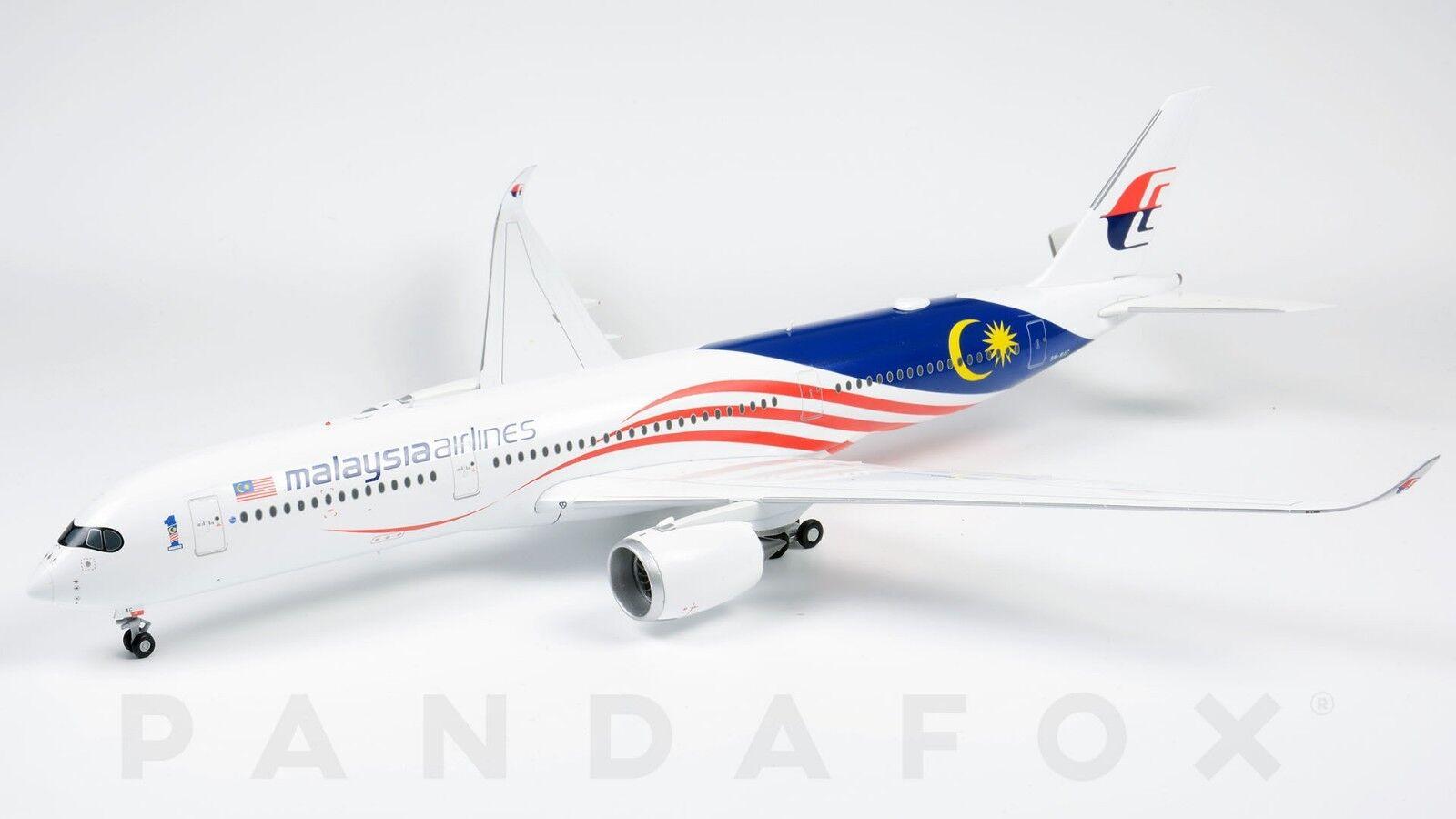 Malaysia Airbus A350-900 Negaraku 9M-MAC JC Wings LH2MAS117 LH2117 Scale 1 200