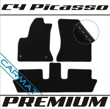 CITROEN c4 PICASSO 2006 - 2013 Premium Tappetini Tappeti auto