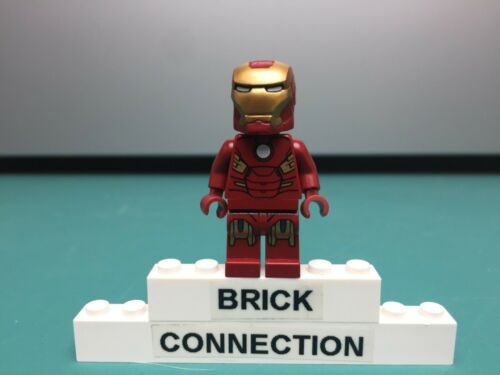 LEGO Marvel Super Heroes Iron Man Mark 7 Armor minifigure