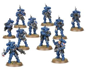 10-man-Infiltrator-squad-Space-Marines-Warhammer-40k