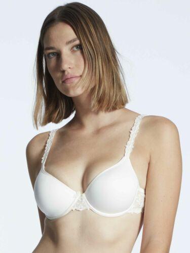 CHANTELLE Damen T-Shirt BH mit Memory-Form-Schale Champs Elysees