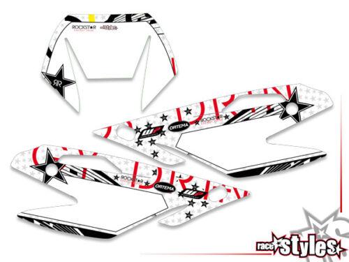 15-19 SWM SM 500-650 R//RS 125 300 500 full racing decoración Decals pegatinas Kit