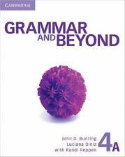 GRAMMAR AND BEYOND LEVEL 4 STUDENT'S BOOK A + ONLINE GRAMMAR WORKBOOK + WRITING