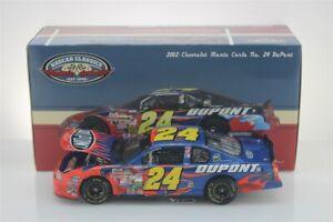 JEFF-GORDON-24-2002-DUPONT-BRISTOL-RACED-WIN-1-24-SCALE-NEW-FREE-SHIPPING